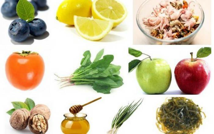 9 полезных продуктов для щитовидной железы