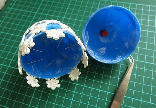Ажурное яичко