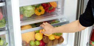 Где правильно хранить овощи и фрукты?