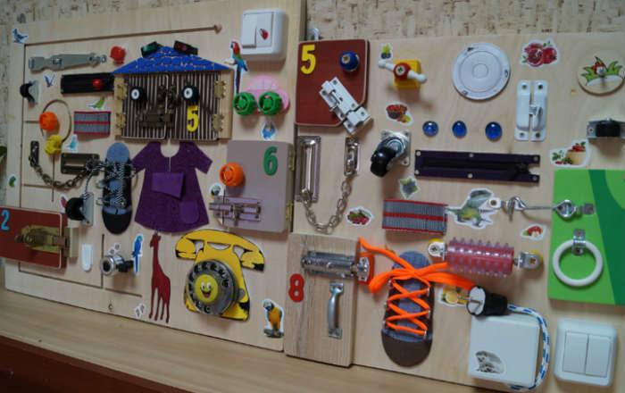 Как сделать игрушку для ребёнка