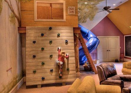 Лучшее детям. 5 оригинальных идей оформления детской