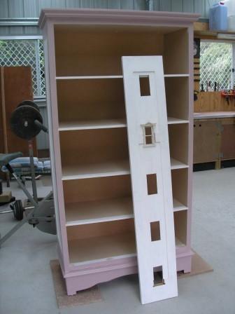 Переделка шкафа
