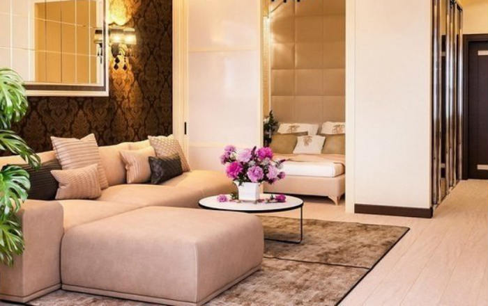 Уютная и функциональная квартира