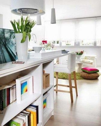 Дизайн квартиры площадью 35 кв. м