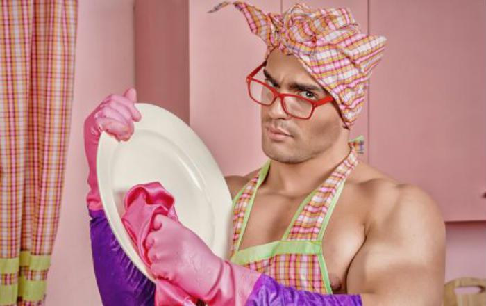 Как мыть посуду лучше, быстрее и веселее