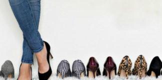 Как вычислить свою идеальную высоту каблуков