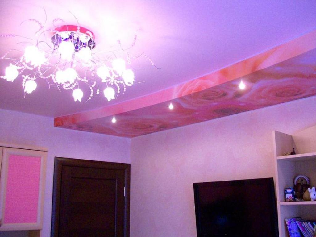 Главная Внутренняя отделка Варианты отделки потолков в квартире