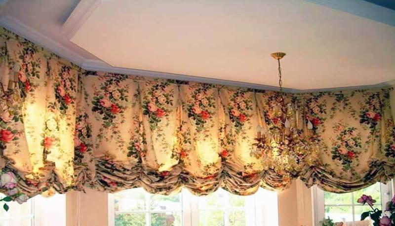 Пошила шторы на кухню, и теперь меня не остановить. Простая деталь преображает весь дом!