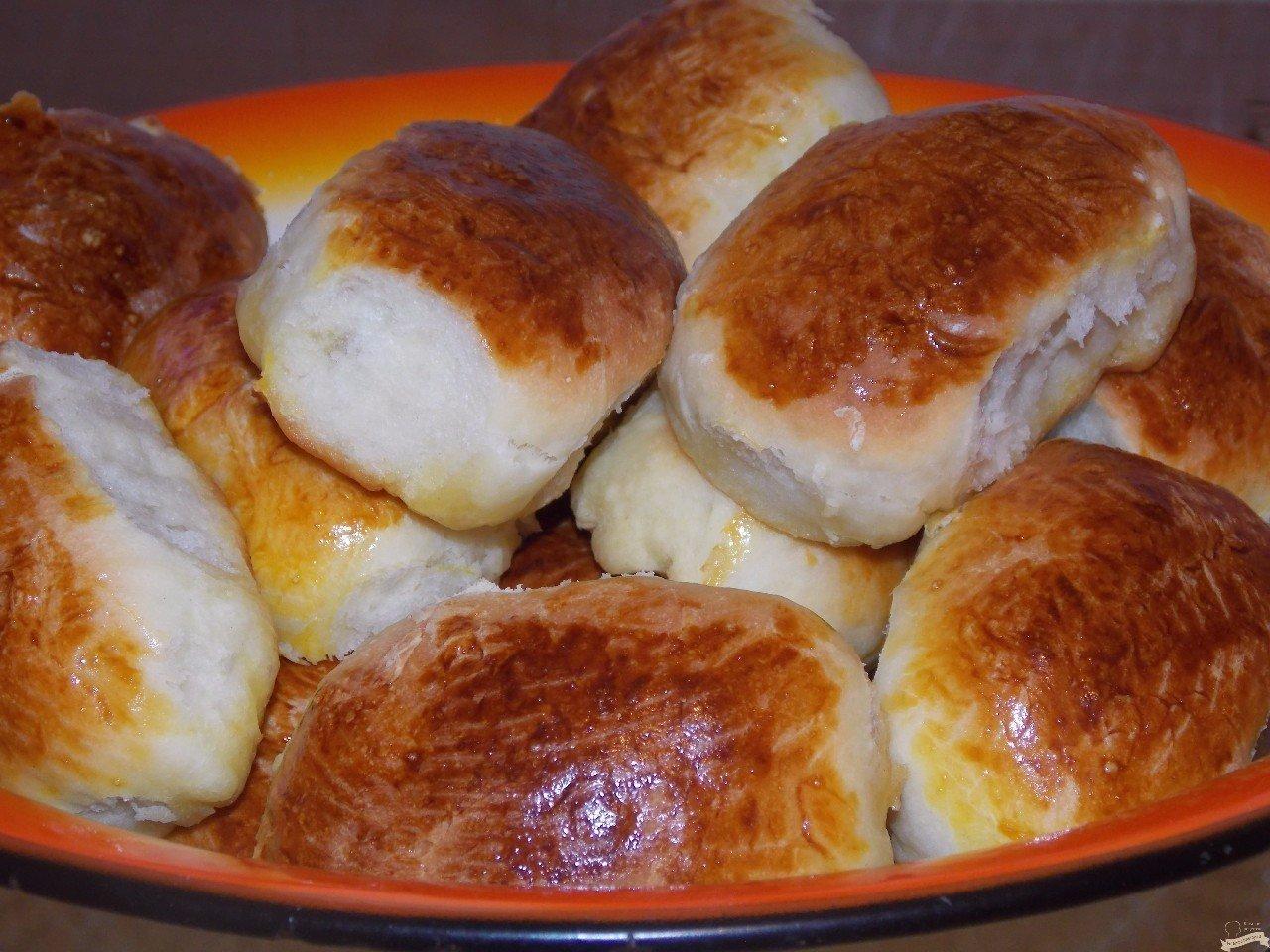 Вкусные пирожки с картошкой в духовке пошаговый рецепт