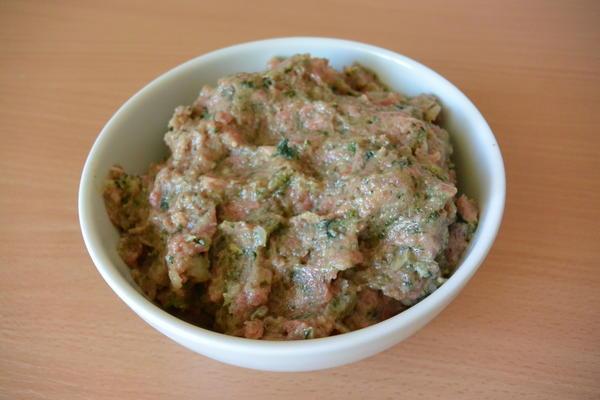 Люля-кебаб из индейки в духовке - просто и вкусно