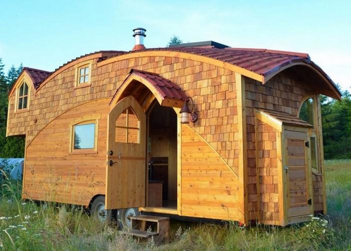 Автономные жилища без оплаты коммунальных услуг