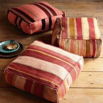 Напольная подушка своими руками