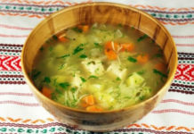 Лучшая подборка супов для правильного питания