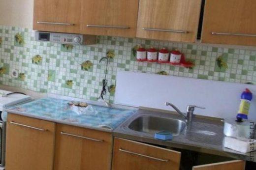 Порядок на кухонных поверхностях