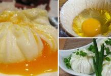 Яйцо-пашот «Мешочки». Получается нежнее, чем вареное