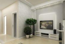 Проект однокомнатной квартиры площадью 44,7 кв.м.