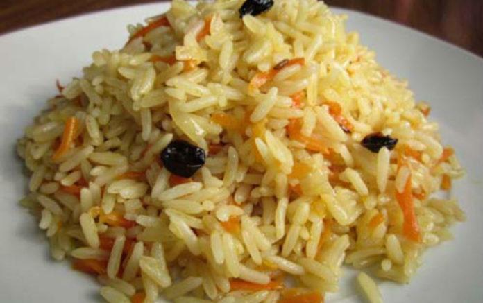 Быстрый рис на сковороде на 30 минут
