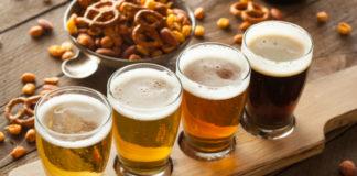 Шикарные блюда с пивом