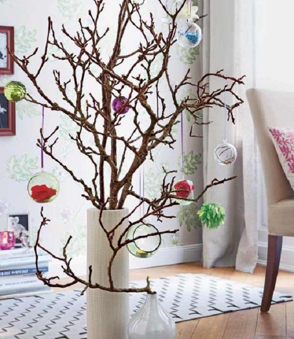 Создай новогоднее настроение в слякоть и при отсутствии снега за окном