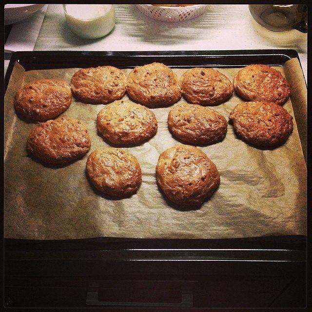 5 рецептов полезного печенья