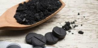 Активированный уголь для здоровья