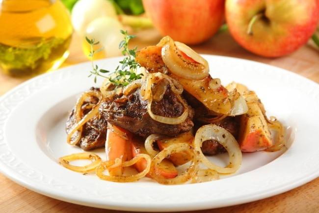 Классные блюда из субпродуктов