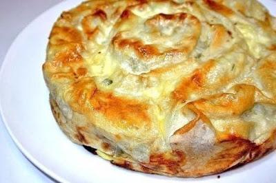 Удивительно вкусный мясной пирог