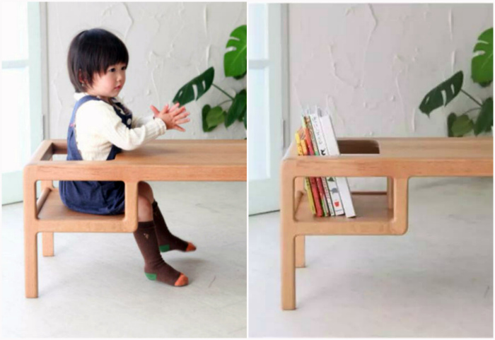 Мебель-трансформер — отличное решение для малогабаритных квартир