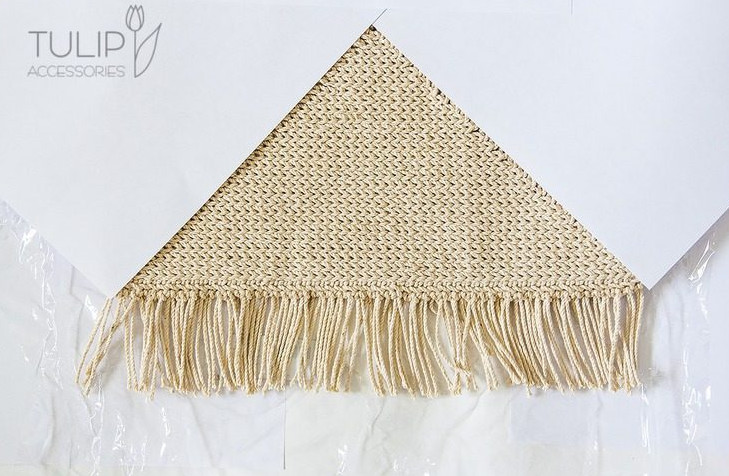 Уютный коврик своими руками