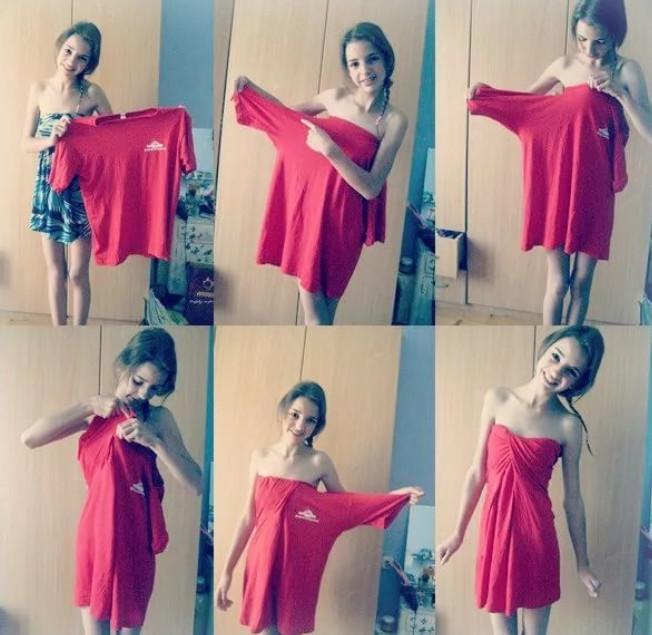 Как сшить одежду своими руками