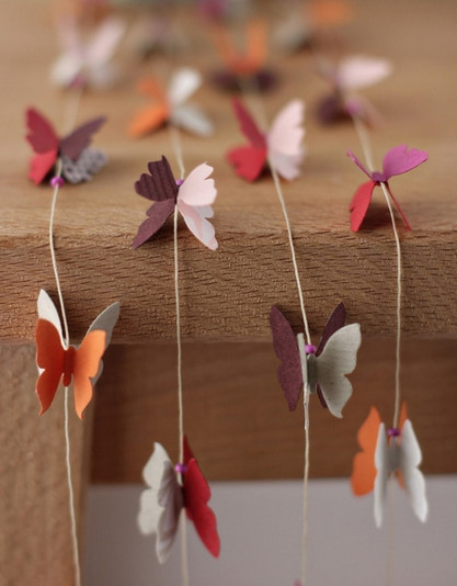 Идеи новогодних украшений из бумаги