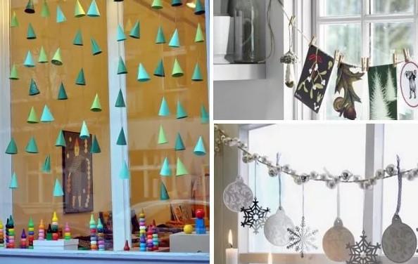 Как из бумаги можно красиво украсить квартиру на Новый год
