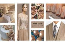 Открываем цвет тауп: в одежде, макияже, интерьере