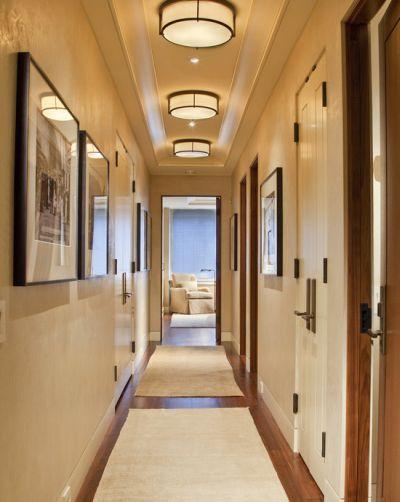 Как обустроить коридор