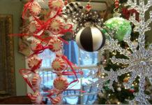 Оригинальные гирлянды, которыми можно украсить дом к праздникам