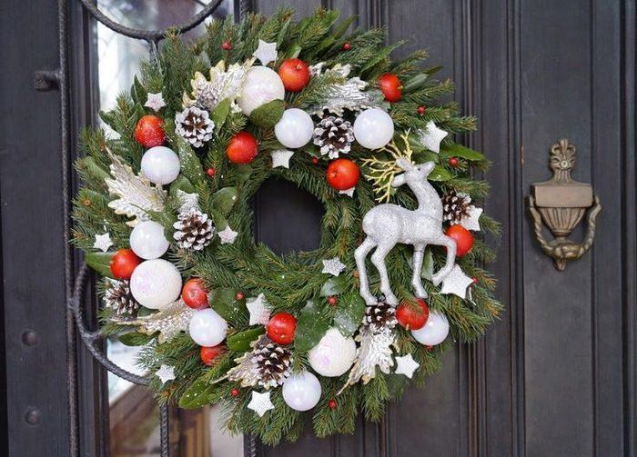 Еще идеи новогоднего декора