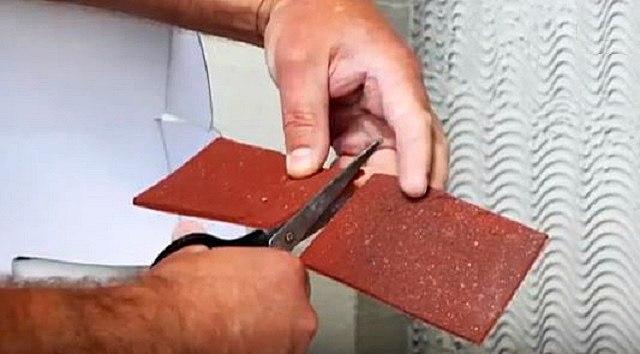 Имитация кирпича для внутренней отделки