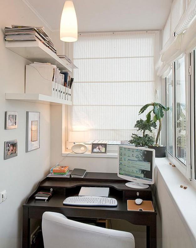 Как интересно и уютно обустроить балкон