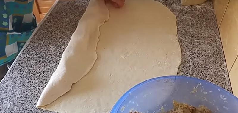 Как быстро лепить пельмени-бабушкин способ
