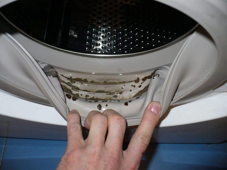Средство от плесени в стиральной машине