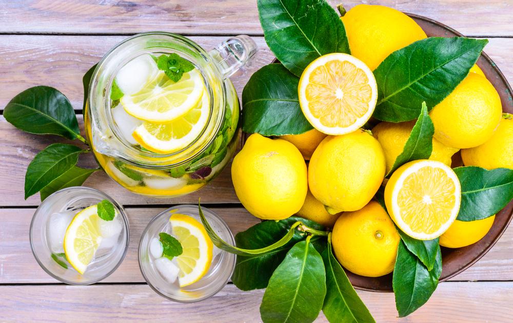 Лимон - убийца семи болезней