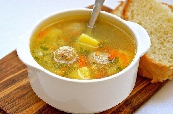 Подборка супов для правильного питания