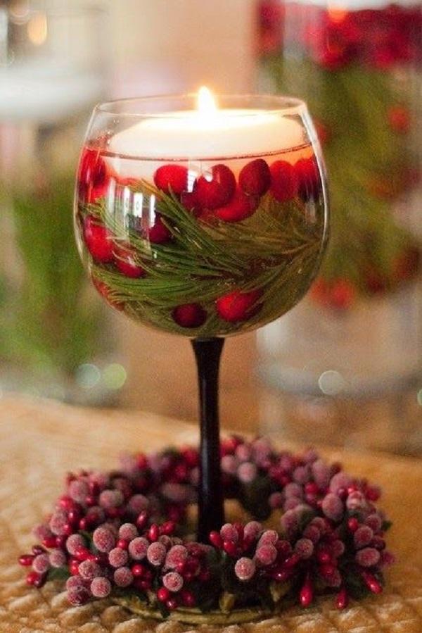 Как использовать красивые бокалы, но совсем не для вина