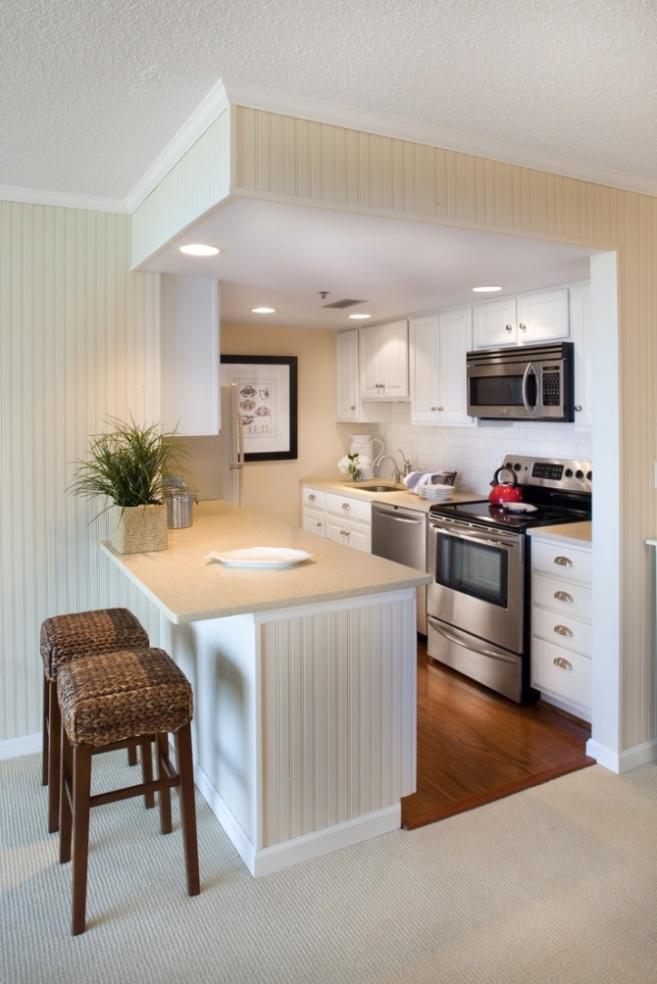 Маленькую кухню, превратить в самое уютное место в квартире
