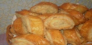 Песочное грузинское печенье «Када»