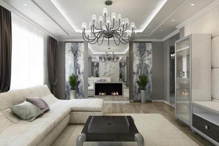 Как сделать свою гостиную уютной и функциональной