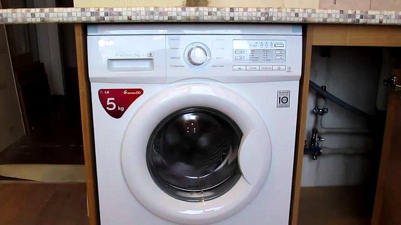 Диагностика неполадок современных стиральных машин
