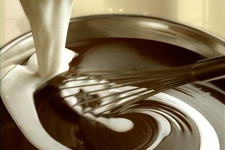 Как правильно готовить зеркальную шоколадную глазурь