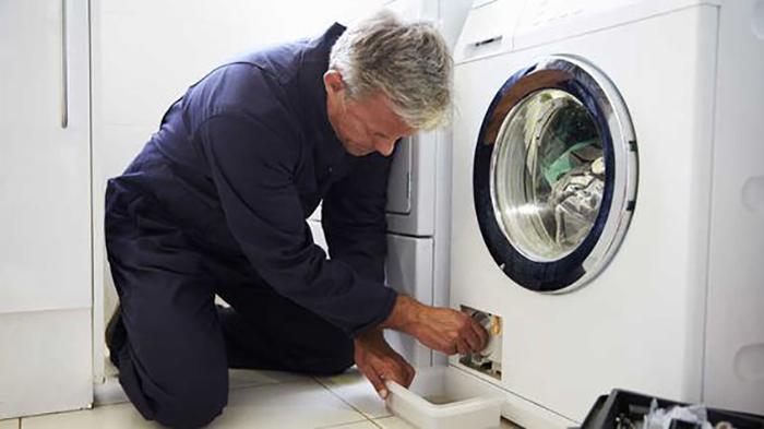 Как сохранить вашу стиральную машинку в чистом, ухоженном и сверкающем виде