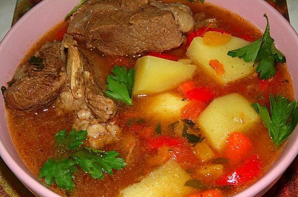 Супы - вкусно и просто